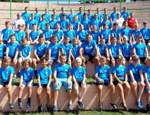 Obóz piłkarski Długie 2020 w pełni!