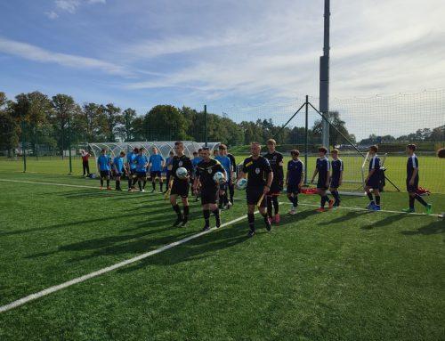 5 kolejka Okręgowej Ligi Juniorów Młodszych.